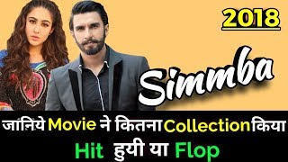 Ranveer Singh SIMMBA 2018 Bollywood Movie LifeTime WorldWide Box Office Collection