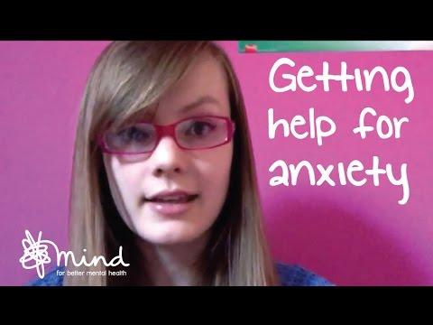How I got help for anxiety   Eden's #mentalhealthselfie