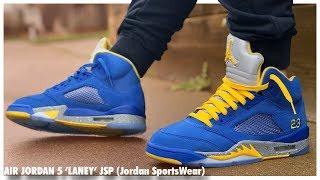 separation shoes 708c0 827e1 Air Jordan 5  Laney  JSP