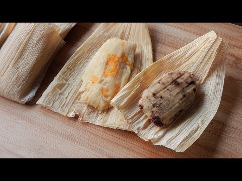 How to Make 2 Types of Tamales de Dulce (Sweet Tamales) RECIPE | The Sweetest Journey