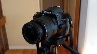 Nikkor 18-55mm AF-S DX f/3.5-5.6G VR II Lens Unboxing and Testing! (1080p)