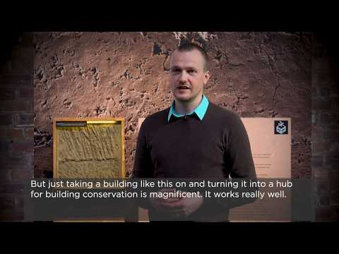 Why study technical building conservation?
