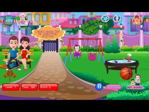 Baby Happy Daycare & Fun Activities   A Fun Educational Doll House Video Game For Kids & Families