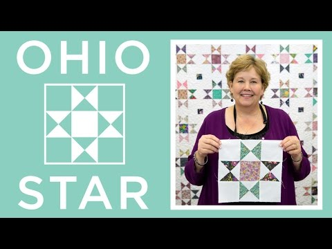 The Ohio Star Quilt