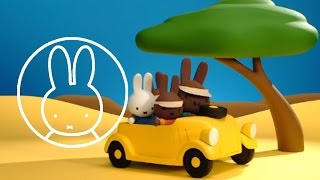 Miffy visits Africa • Explore the world with Miffy