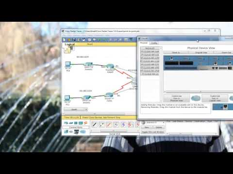 Configure Frame Relay Cloud in Cisco Packet Tracer - Tp Frame Relay ...