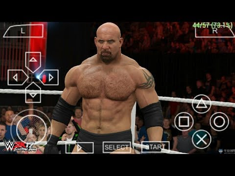 wwe 2k15 android apk+data ppsspp