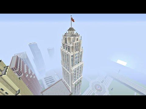 Tall Luxury Apartment Skyscraper