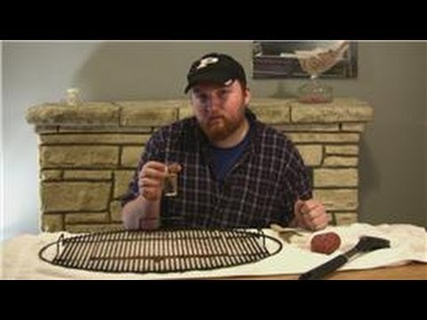 Rust Removal : How to Clean Rust From Cast Iron Grill Grates