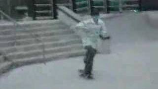 The Skater who Tried