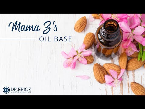 Mama Z's Oils Base: The Best Essential Oil Carrier Oil (Ever!)