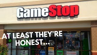 Asking GAMESTOP If I Should Buy an Xbox One or PS4... (not what I expected)