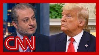 Preet Bharara sounds the alarm on Donald Trump's move