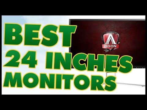 5 Best 24-inches Monitor Reviews 2017
