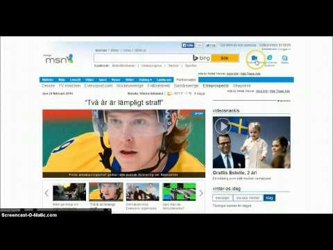 How to make a MSN account?