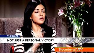 I was going to be famous: Sushmita Sen