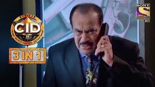 CID | Episodes 836 To 838 | 3 In 1 Webisodes