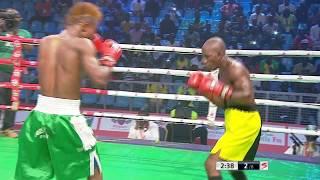 Kehinde Badmus Vs Rilwan (real One) Oladosu - Gotv Boxing Night Edition 13