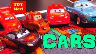 Cars 3 Film KINDER Autos Spielzeug CARS Film Deutsch AUTO Kinderfilm Lightning Mcqueen