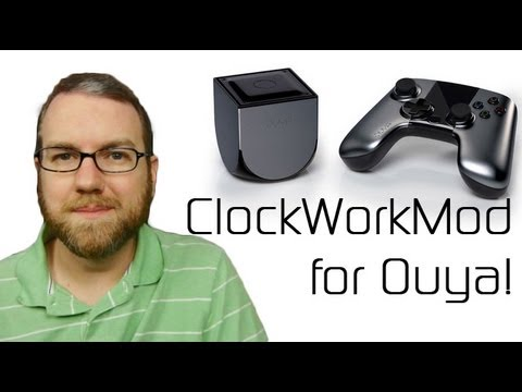 Unofficial CWM for Ouya, CASUAL Root and Recovery for AT&T Galaxy S4, MotoACTV Development Active