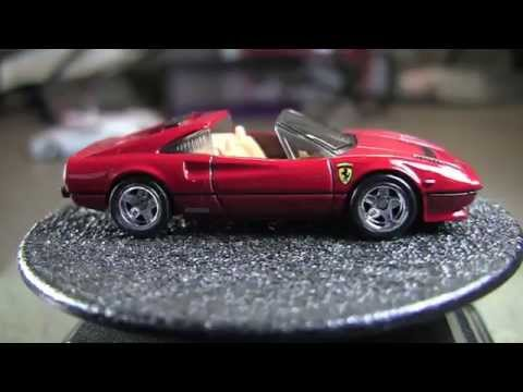 Hot Wheels Magnum P.I. Ferrari 308 GTS : Retro Entertainment D Case X8893-996D