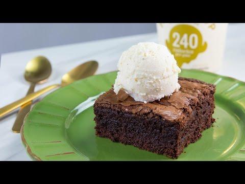 Pot Brownie a la Mode | Scoop Scoop Pass
