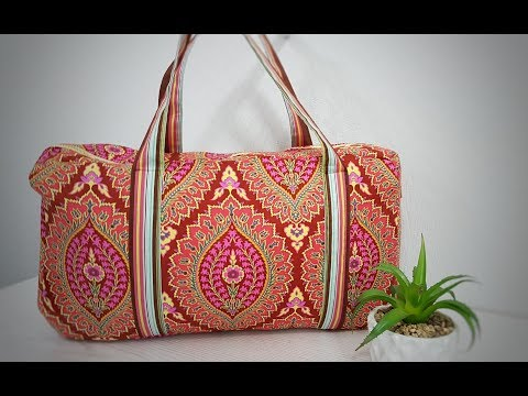 How to make a Travel Bag