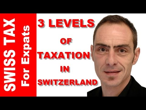 3 Levels Of Taxation In Switzerland