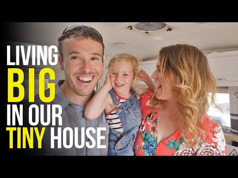 OUR AIRSTREAM RV TOUR // RV LIVING FULL TIME IN OUR CAMPER