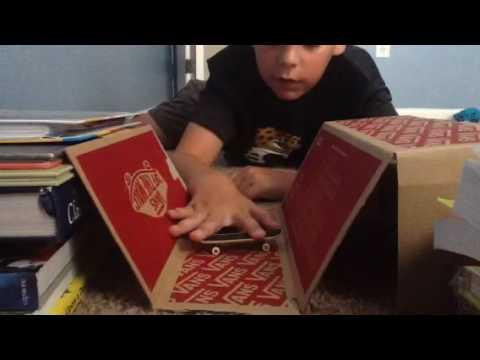 Kid Perfect Homemade Halfpipe Edition