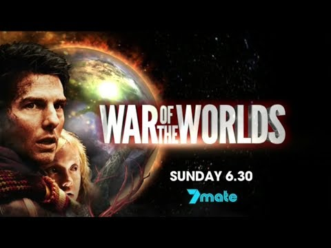 7mate Promo: War of the Worlds (2013)