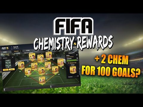 YOU CAN'T BUILD YOUR ULTIMATE TEAM? FUTURE OF FIFA #EP7 - CHEMISTRY REWARDS