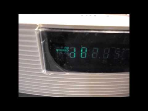 Bose Wave AWR1-1W Radio with Defective Display