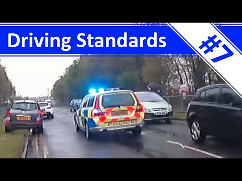 Dealing with the Emergency Services - Driving Standards