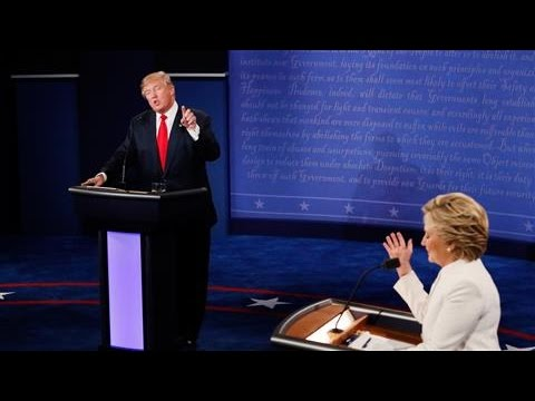 Clinton Calls Trump a 'Puppet' for Russia's Putin