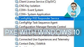 Configure DHCP Server and WDS PXE Booting for MDT Build 8443