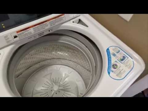 Cleaning your Maytag Bravos XL Washer
