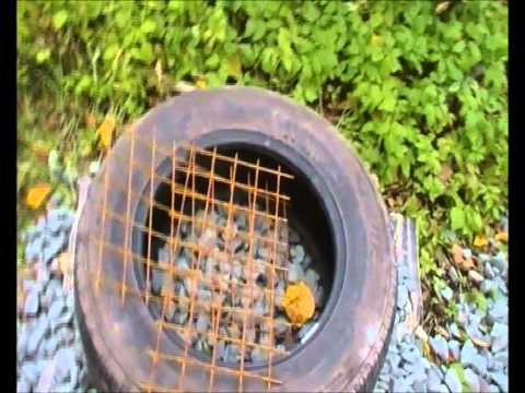 Tire Basement Prep