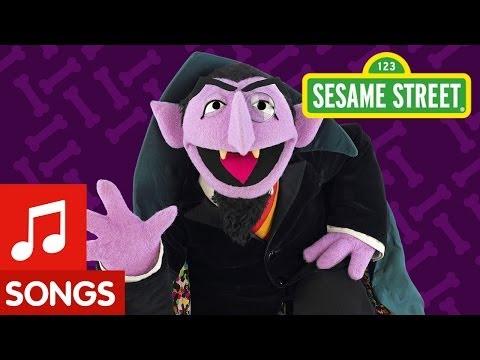 Sesame Street: The Count's Bones Song
