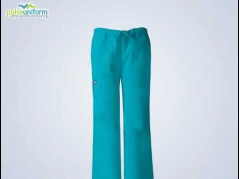 Cherokee Medical Uniforms - 4020 Cherokee Workwear Drawstring Scrub Pants