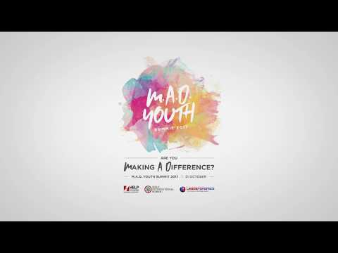 Joseph Lalonde  - MAD Youth Summit 2017