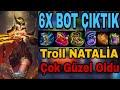Download  Troll Sensey!! 6x Bot Çiktik Natalİa Efsane Oldu 😂 (6x Boots Natalia) Mobile Legends  MP3,3GP,MP4