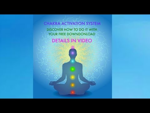 Chakra Activation System PDF Review, Stephanie Mulac's Powerful ChakraTechnique Free Download