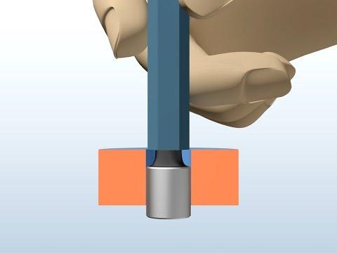 Inner Diameter Inspection【Air Gap Sensors】