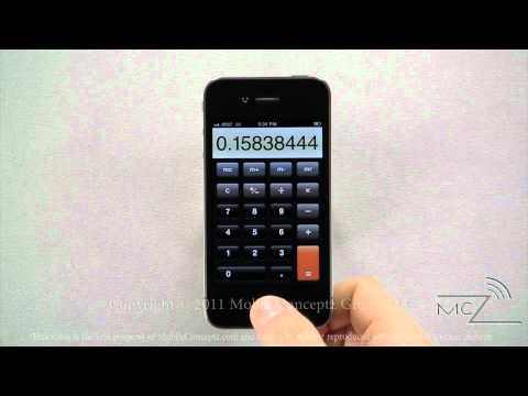 iPhone 4 Tutorial Part 8