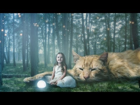 Fantasy Photo Manipulation Adobe Photoshop