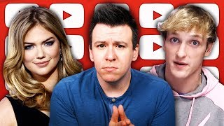 "Guess Who Harassed Kate Upton, Logan Paul Youtube ""Bug"" Controversy, Tide Pod Bill, and More..."