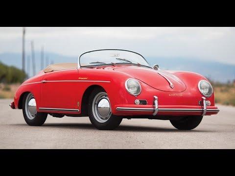1958 Porsche 356 A 1600 Speedster by Reutter