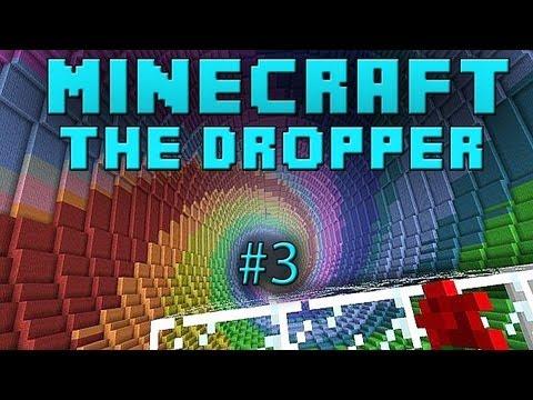 Minecraft Xbox - The Dropper - Part 3