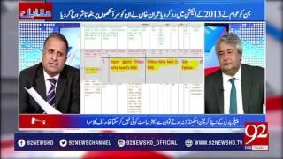 Rauf Klasra criticizes Imran Khan over including PPP